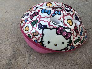 Hello Kitty Bike Helmut for Sale in Snellville, GA