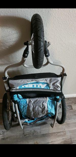 Bike trailer and stroller for Sale in Dallas, TX