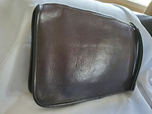 "Coach Brown Leather wrist bag 11"" X 6 1/2"" X 2"" for Sale in Los Angeles, CA"