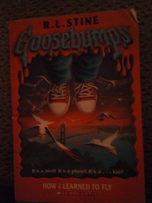 Books, Goosebumps, Beast from the East,How I Learned to Fly,Go Eat Worms,The Ghost Next Door for Sale in Fresno, CA