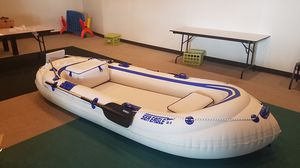 Sea eagle SE9 raft with motor mount for Sale in Issaquah, WA