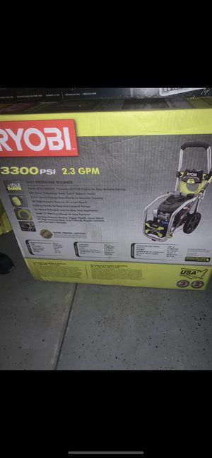 Ryobi Gas Pressure Washer for Sale in Livonia, MI