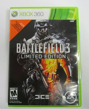 Battlefield 3 Xbox 360 Game Xbox One Compatible Military Shooter War for Sale in Hickory, NC