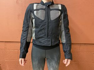 Women's BMW light motorcycle jacket Airflow 3 Size 4 (36 European) - perfect condition for Sale in Fairfield, NJ