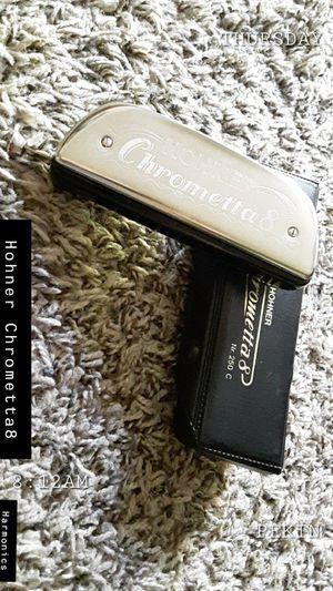 Hohner Chrometta8 for Sale in Pekin, IL