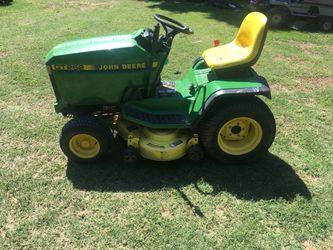 """John Deere GT262 Tractor has 44"""" piranha deck and Kohler motor for Sale in Colleyville,  TX"""