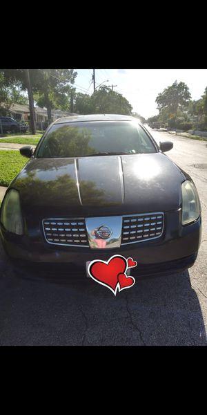 Nissan Máxima for Sale in San Antonio, TX