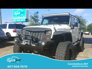 2009 Jeep Wrangler for Sale in Apopka, FL