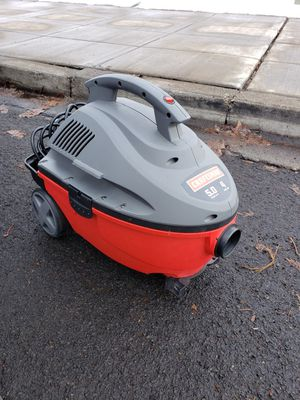 4 gallon wet dry shop vac for Sale in Oretech, OR