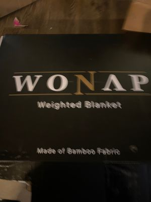 Weighted blanket for Sale in San Diego, CA
