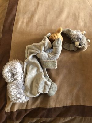 Small Dog Squirrel Costume for Sale in US