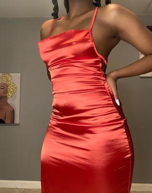 Sienna Satin Slip Dress for Sale in Catonsville, MD