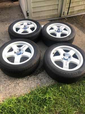 Wheels with tires for Sale in Silver Spring, MD