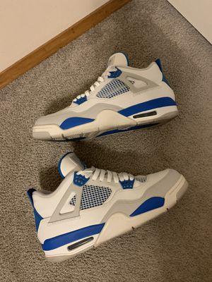 VNDS MILITARY JORDAN 4 SIZE 10.5 for Sale in Kent, WA