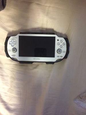 PlayStation Vita White System for Sale in Bedford, VA