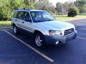 2004 Subaru Forester all wheel drive No Issues!!!! for Sale in Matteson, IL