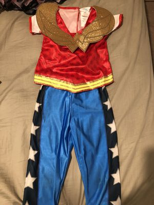 Wonder Woman kids costume for Sale in Downey, CA