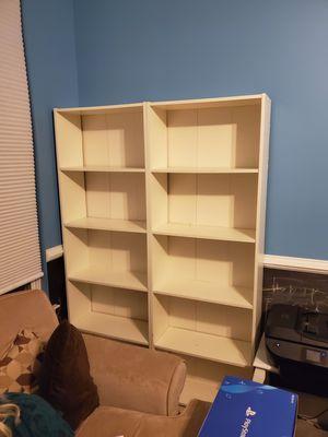 Bookshelves and office chair for Sale in Egg Harbor Township, NJ