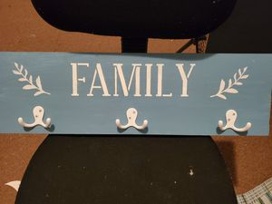 Handmade wood sign for Sale in Waterbury, CT