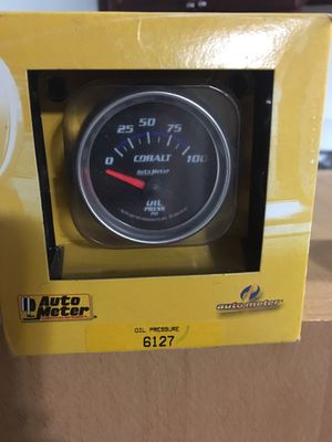 Autometer oil pressure guage for Sale in Queens, NY