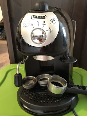 DeLonghi Espresso Machine for Sale in Lynchburg, VA
