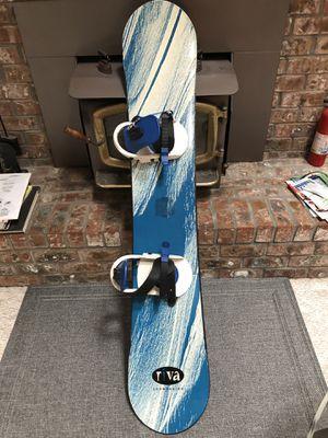 "Riva 59"" Snowboard for Sale in Auburn, WA"
