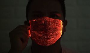 LED mask w filter for Sale in Los Angeles, CA