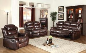 3pc reclining set for Sale in Melvindale, MI