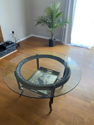 Antique Glass Table for Sale in Centennial, CO