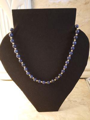 1/20jf 14k vintage lapis choker for Sale in Woodbridge, VA
