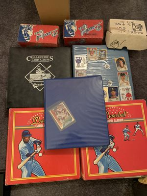 Baseball basketball and football cards for Sale in Los Angeles, CA