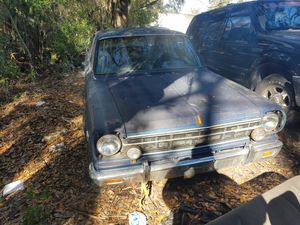1968 Rambler american 6 cilinde To Restore the parts are inside the Car for Sale in Winter Haven, FL