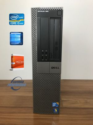 Intel Core i5 Computer, 3.2 GHz Processor, 4GB Ram, 250GB HDD, Windows 10, MS Office 2019. for Sale in Kissimmee, FL