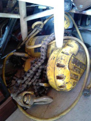 Hoist for Sale in Norwalk, CA
