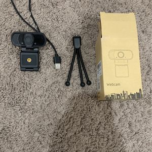 streaming/computer webcam with mic for Sale in Glendale, AZ