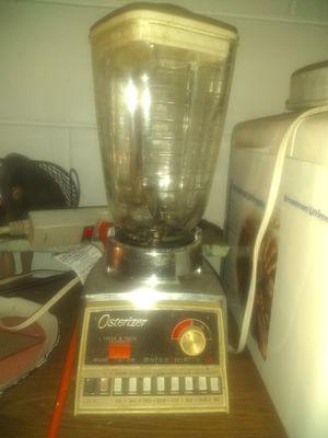 Vintage blender and food processor for Sale in Allen Park, MI