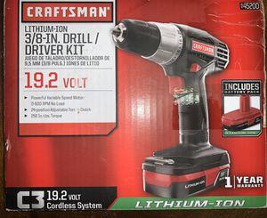 Craftsman drill for Sale in Philippi, WV