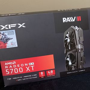 AMD 5700xt for Sale in Tampa, FL