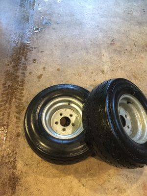 Trailer Tires - Heavy Duty for Sale in Issaquah, WA