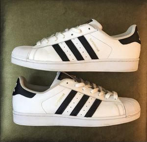 Adidas Originals Superstar Sneakers Men's 11.5 for Sale in Scottsdale, AZ