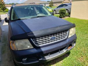 2004 Ford Explorer Car/Parts for Sale in Bartow, FL