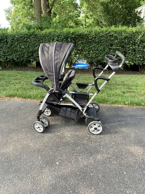 Graco Double Stroller for Sale in UPPR Saint CLAIR, PA