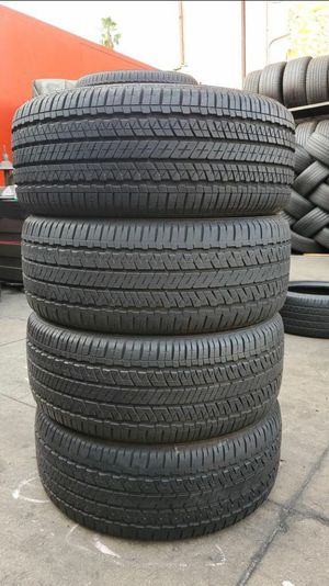 4 USED TIRES FIRESTONE 215/45R17 for Sale in Lynwood, CA