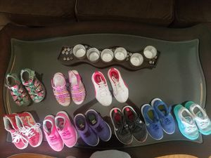 GIRLS NIKE, VANS, UGG, KEEN AND PUMA SIZE 12s for Sale in Chattanooga, TN