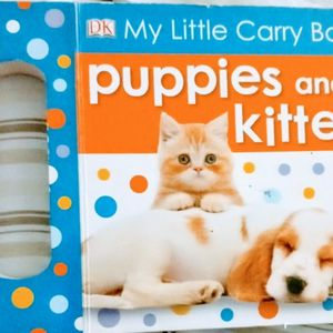 My Little Carry Books Puppies & Kittens. for Sale in Mesa, AZ