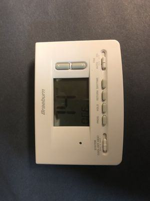 Programmable Home Thermostat for Sale in Turlock, CA