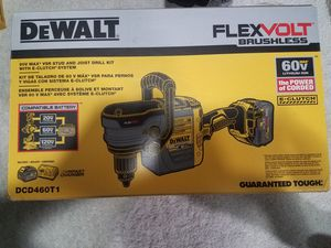 Dewalt VSR Stud Joist Drill Kit New for Sale in Schiller Park, IL