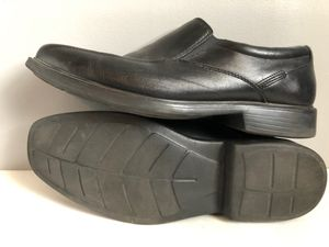 Bostonian Mens Loafers Dress Shoes Black, Size: 11 Leather for Sale in Philadelphia, PA