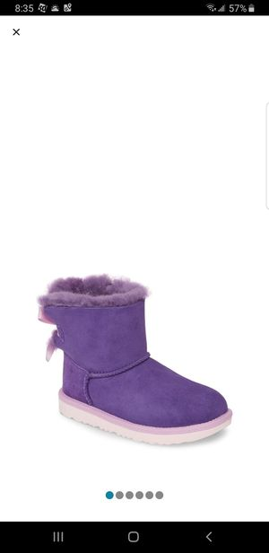Ugg purple toddler girl boot size 7 $75 for Sale in San Diego, CA