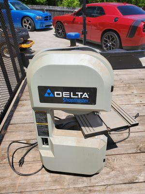 Delta table top band saw for Sale in Kings Mountain, NC